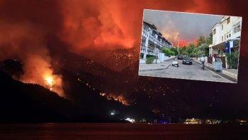 Marmaris'teki orman yangınında ölen gencin son paylaşımı duygulandırdı
