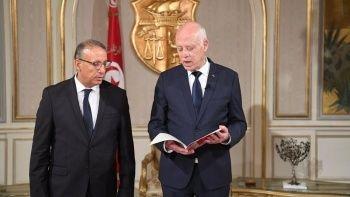 Tunus Devlet Başkanı yeni içişleri bakanı atadı