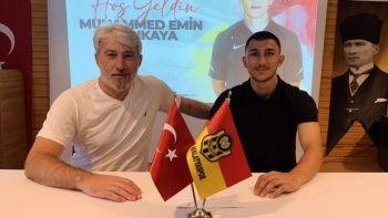 Medipol Başakşehir, Muhammed Emin Sarıkaya'yı Yeni Malatyaspor'a kiraladı