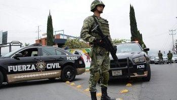 Meksika'da çeteler ev partisini bastı: 8 ölü