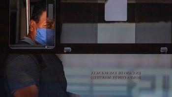Meksika'da kırmızı alarm: Maske takmayana hapis