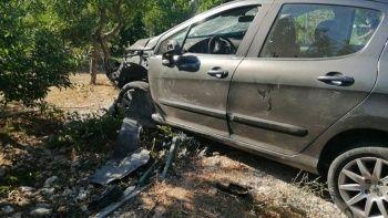 Mersin'de kaza! 2 kişi hayatını kaybetti