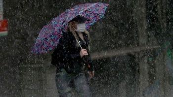 Meteoroloji uyardı: Gök gürültülü yağış geliyor
