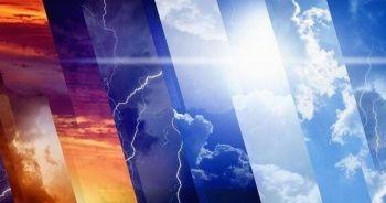 Meteorolojiden dört bölge için sağanak uyarısı