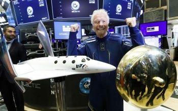 Milyarderlerin uzay yarışı Jeff Bezos'tan önce Branson gidecek