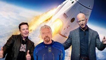 Milyarderlerin uzay yarışı: Kim kazanacak?