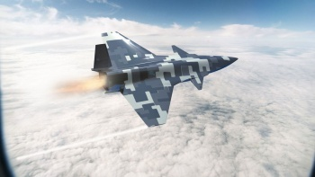 Baykar duyurdu: İnsanız savaş uçağından ilk görsel