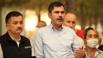 Murat Kurum: Devlet olarak 1 yıl içerisinde yeni evleri teslim edeceğiz