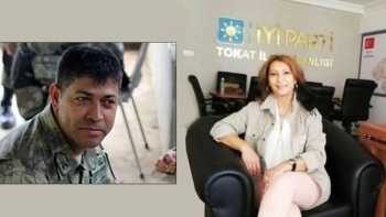 Ömer Halisdemir'e darbeci diyen İYİ Parti'li Uğur Songül Sarıtaşlı'ya soruşturma