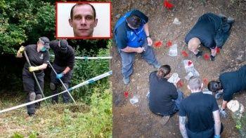 Ormanda insan kemikleri bulundu seri katilden şüpheleniliyor