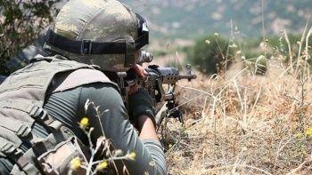 Pençe operasyonlarında 215 terörist öldürüldü