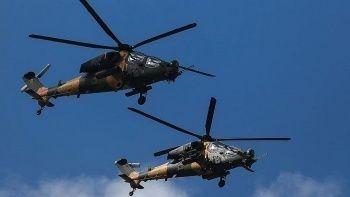 PKK'ya pençe darbesi: 2 PKK'lı terörist etkisiz hâle getirildi