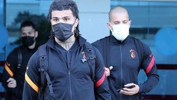 PSV ile karşılaşacak Galatasaray, Hollanda'ya gitti