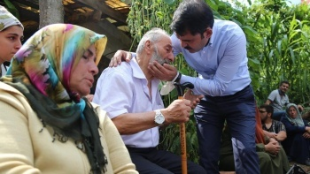 Rize'deki sel felaketinden kahreden haykırış: Oğlumu bulun başka bir şey istemiyorum