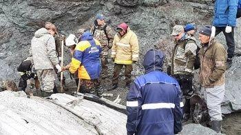 Rusya'da düşen uçaktaki 19 kişinin cansız bedenine ulaşıldı