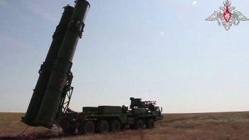 Rusya duyurdu: S-500'ler hedefi vurdu