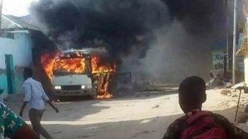 Somali'de bombalı saldırı! Ölü ve yaralılar var