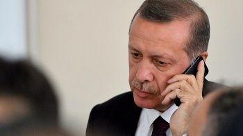 Son dakika: Cumhurbaşkanı Erdoğan, İsrailli mevkidaşı ile görüştü