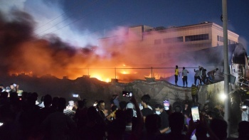 Son dakika... Irak'taki hastane yangınında ölü sayısı yükseldi