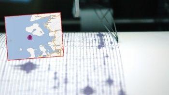 Son dakika... İzmir'de peş peşe deprem | Son depremler