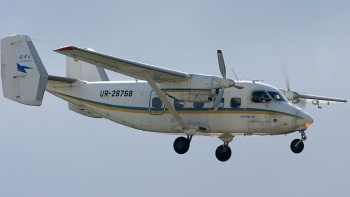 Son dakika... Rusya'da radardan kaybolan uçak sert iniş yaptı