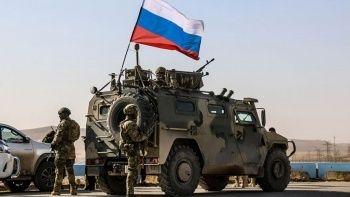 Şoygu: Suriye'de 320'den fazla silah test ettik