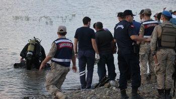 Suda kaybolan ikinci arkadaşın da cansız bedenini bulundu