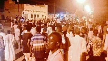 Sudan'ın kent meydanında patlama: Ölü ve yaralılar var