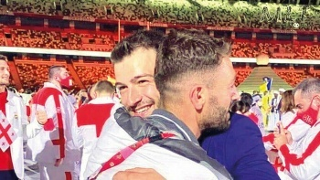Suriyeli kardeşler, Tokyo Olimpiyat Oyunları'nda buluştu!