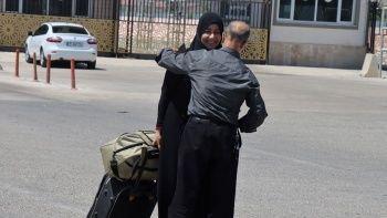 Suriyelilerin geri dönüşleri başladı