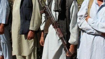 Taliban Afganistan-Türkmenistan sınır kapısını ele geçirdi