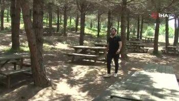 Tatil sessizliği: İstanbul'da her yer boş kaldı
