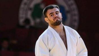 Cezayirli judocudan İsrail resti: Filistin daha büyük