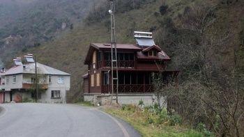 Tosuncuk'un villası kaçak çıktı