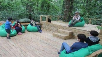 Türkiye'de bir ilk: Orman Kütüphanesi kuruldu
