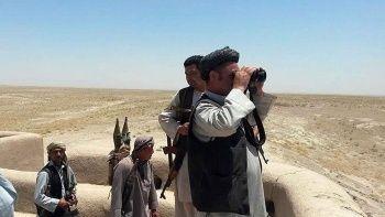Türkmen komutan Güçlü: Taliban'ın amaçları Türkmenleri asimile etmek
