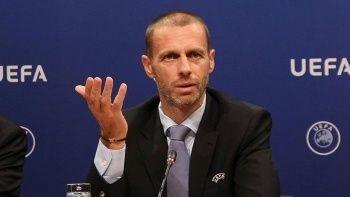 UEFA Başkanı Ceferin: Bu format adil değil