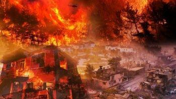 Valilikler yangınları önlemek için yasak kararları aldı İşte o iller