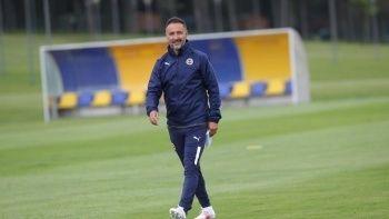 Vitor Pereira, Fenerbahçe'yi fiziksel açıdan Avrupa seviyesine taşıyacak!