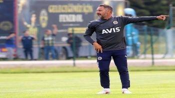 Vitor Pereira hücum futbolu istiyor