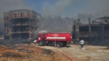 Yangın söndürme helikopteri pilotu açıkladı