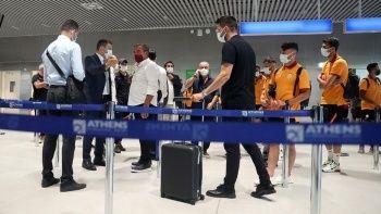 Yunanistan'da PCR testi krizi: Galatasaray geri döndü