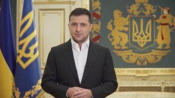 Zelenskiy'den Putin'e: Aynı milletten olsaydık Moskova'da bayrağımız dalgalanırdı