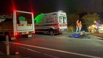 Zincirleme kazada aynı aileden 4 kişi öldü