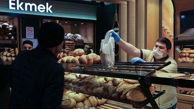 'Aşı olmayana ekmek yok' iddiasına yalanlama