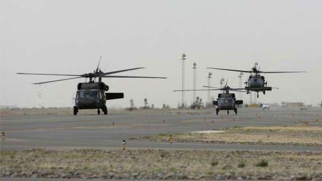 Amerika'da helikopter düştü: 4 kişi öldü
