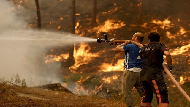 Antalya Manavgat yangınında kaçıncı gün? Antalya yangınlarında son durum
