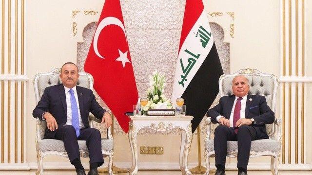 Bakan Çavuşoğlu: Irak'ta PKK'nın varlığını asla kabul etmeyeceğiz -  Politika Haberleri