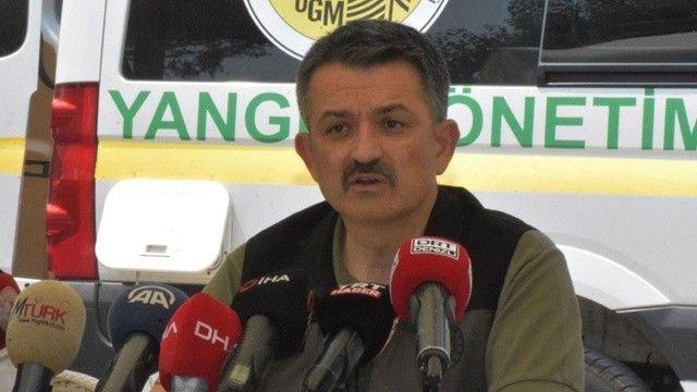 Bakan Pakdemirli: Bakanlığımızın açıklamalarını dikkate alın