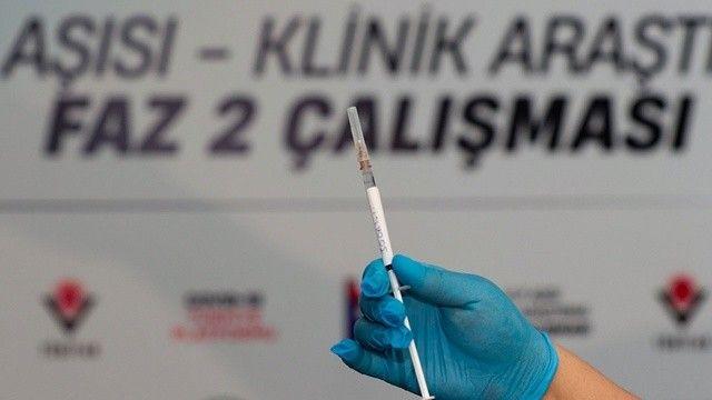 Bakan Varank duyurdu: VLP aşısının Faz-2 çalışmaları tamamlandı